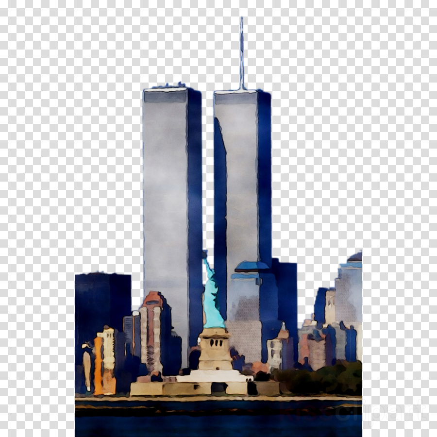 1 world trade center clipart vector freeuse library September Cartoon clipart - City, Skyline, Architecture, transparent ... vector freeuse library