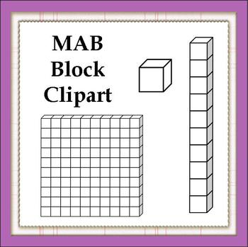 1 x 4 rectangle clipart banner free FREE MAB Blocks Clipart banner free