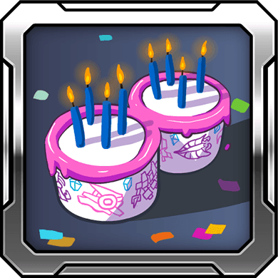1 year anniversary cake clipart clipart free stock StarCraft Anniversary Cake clipart free stock