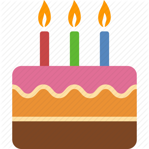 1 year anniversary cake clipart banner library download \'Food & Drinks - Color 1\' by Martial Red banner library download