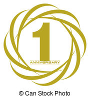 1 year anniversary celebration clipart stock 1 year anniversary Clipart Vector Graphics. 485 1 year anniversary ... stock