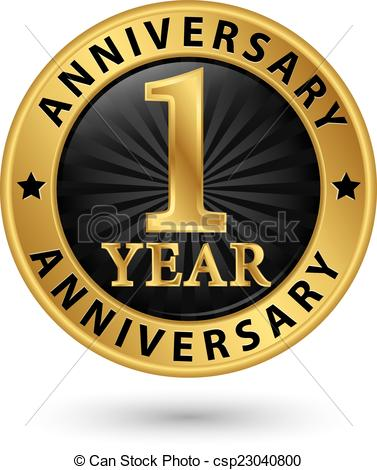 1 year anniversary Clipart Vector Graphics. 485 1 year anniversary ... image library library