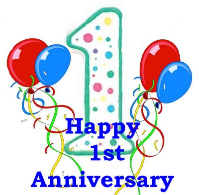 Happy work clipart kid. 1 year anniversary clip art