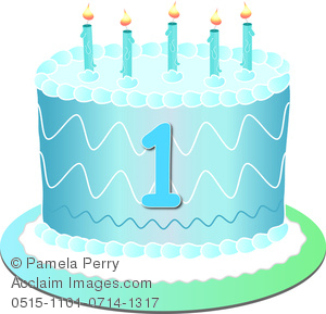 1 year cake clipart svg library 1 year cake clipart - ClipartFest svg library
