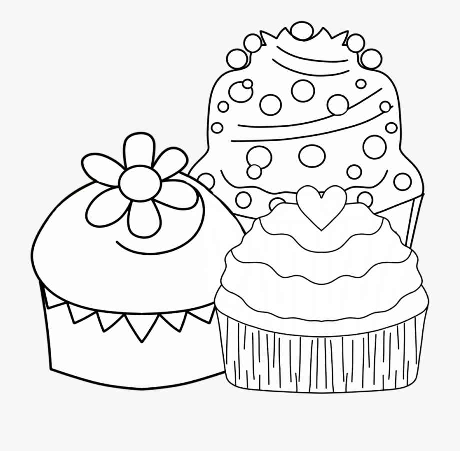 1 year cupcake transparent clipart freeuse library Sticker 1 338 Kb - Cupcake #1104927 - Free Cliparts on ClipartWiki freeuse library