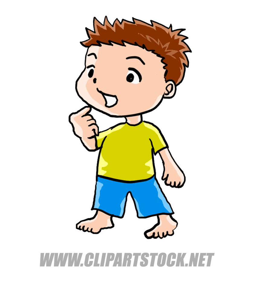 1 year old clipart. One boy kid little
