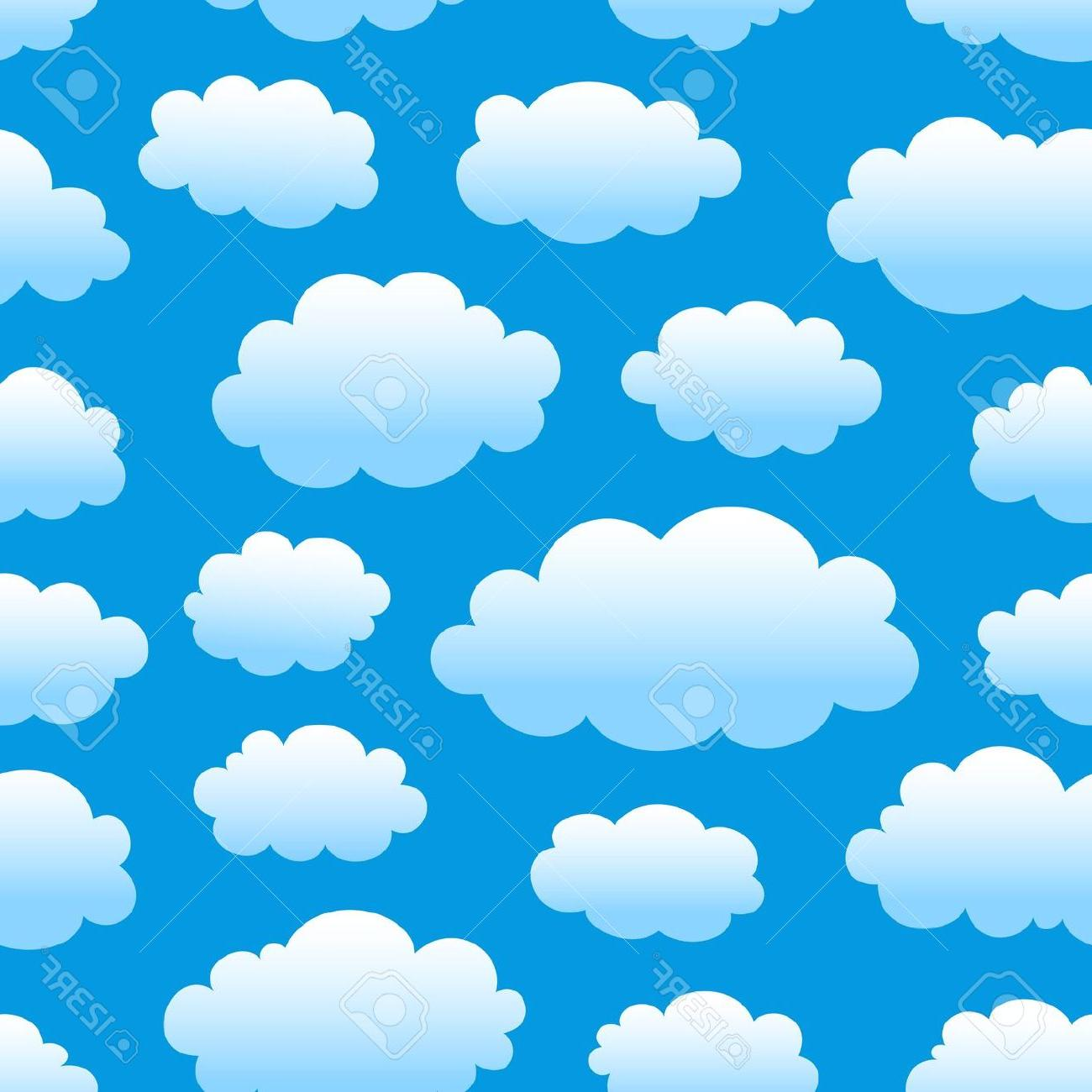Clouds clipart file banner black and white library Top Blue Cloud Clip Art File Free » Free Vector Art, Images ... banner black and white library
