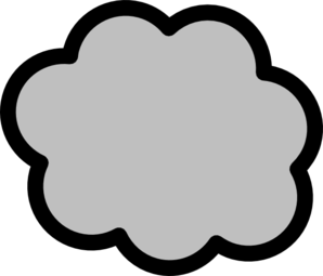 10 clipart cloud clipart royalty free Grey cloud clipart 10 » Clipart Station clipart royalty free