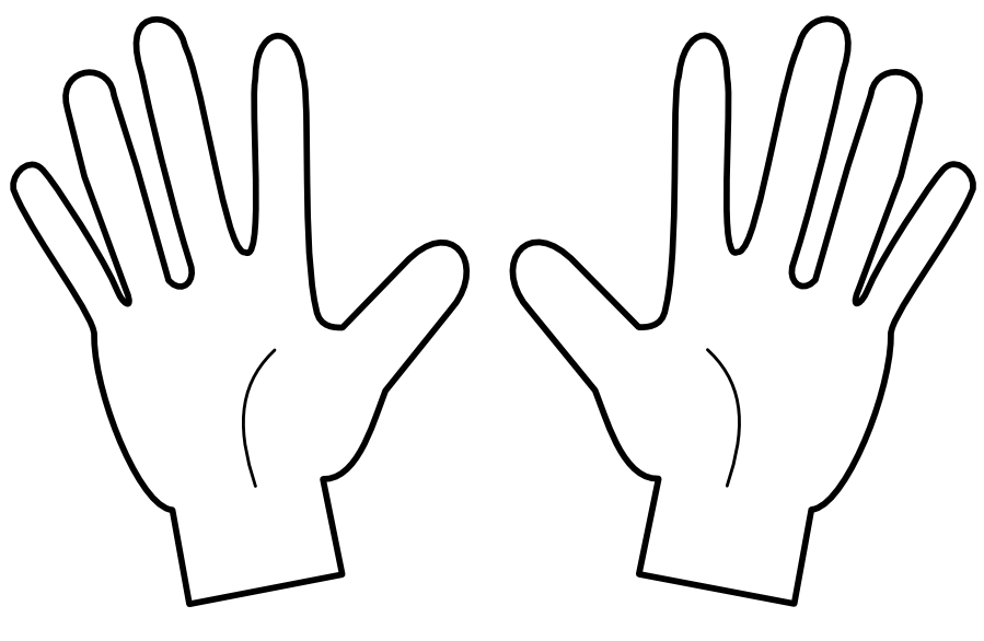 Free 10 Fingers Cliparts, Download Free Clip Art, Free Clip Art on ... image transparent stock