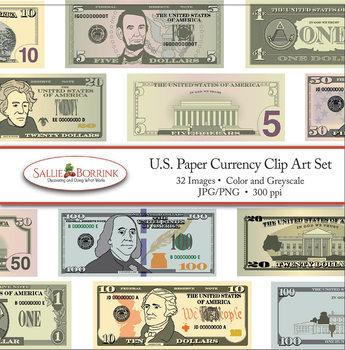 10 dollar money clipart banner transparent U.S. Money Paper Currency Clip Art - Dollar Bills Clip Art ... banner transparent