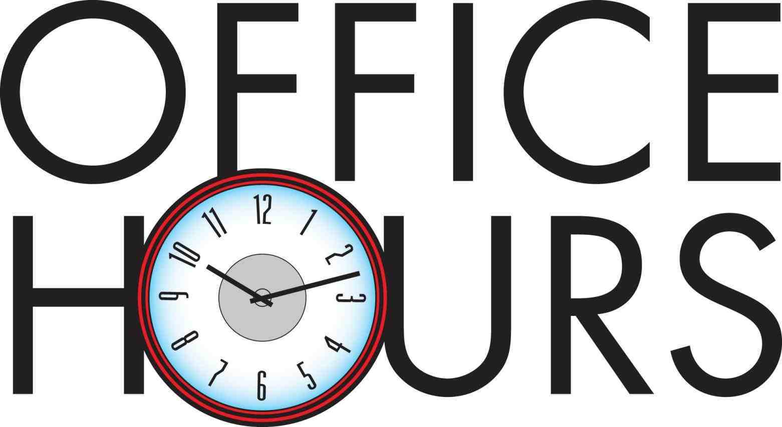 10 hours clipart svg freeuse library Office hours clipart 3 » Clipart Station svg freeuse library