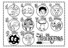 10 makkos clipart image library download It\'s the Ten Plagues! Download to print and color! Download the 10 ... image library download