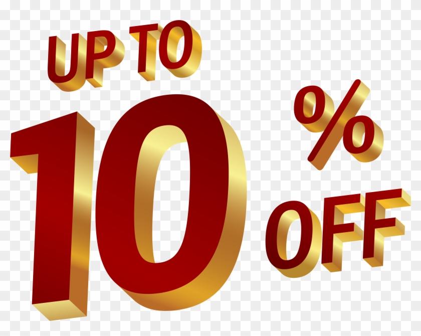 10 percent off clipart black and white download 10 Percent Discount Clip Art Image - Get 10 Percent Png, Transparent ... black and white download