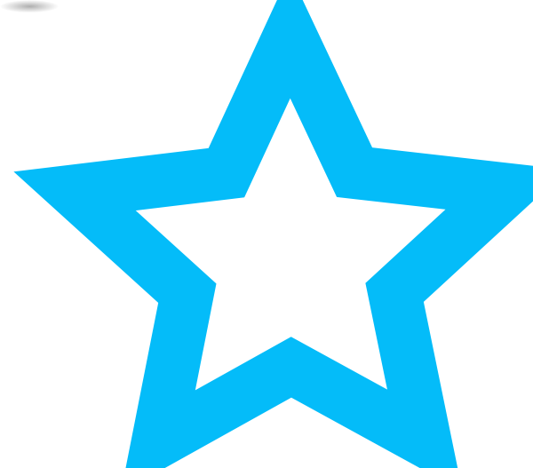 Outline star clipart clip free stock Sheriff Star Clipart at GetDrawings.com | Free for personal use ... clip free stock