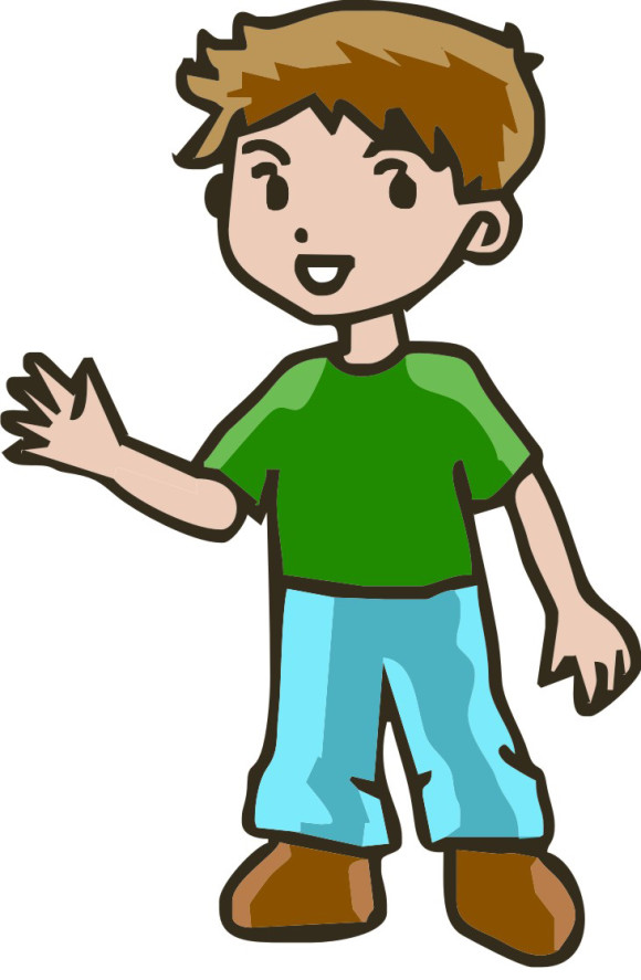 10 year old clipart