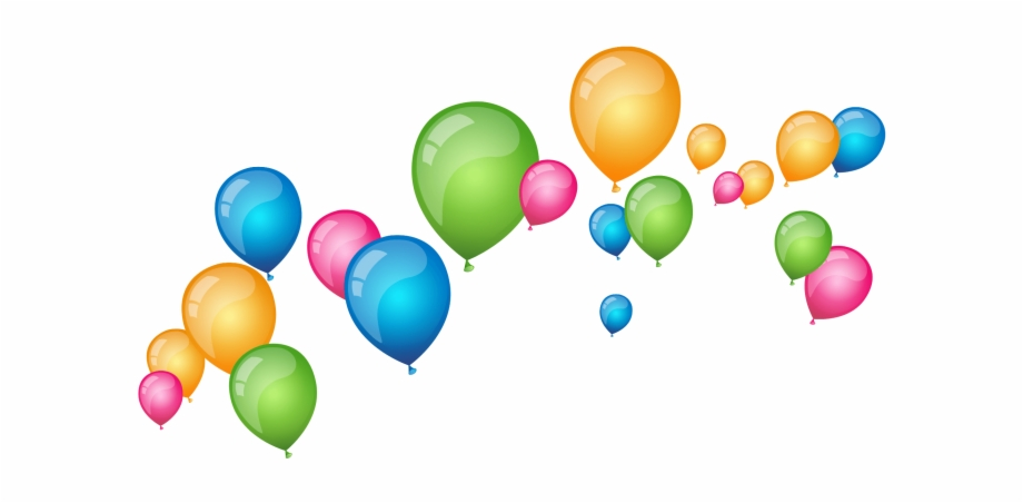100 balloons clipart clip art royalty free Happy Birthday Balloons Png Free PNG Images & Clipart Download ... clip art royalty free