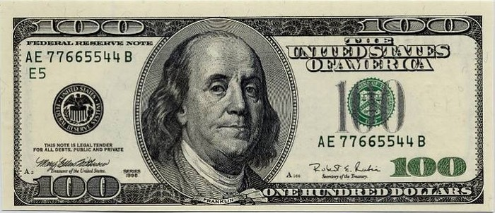 $100 Bill Clipart | Free Download Clip Art | Free Clip Art | on ... graphic freeuse library