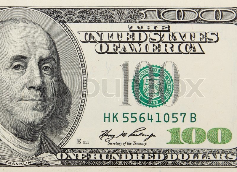 $100 Bill Clipart - Clipart Kid png free download