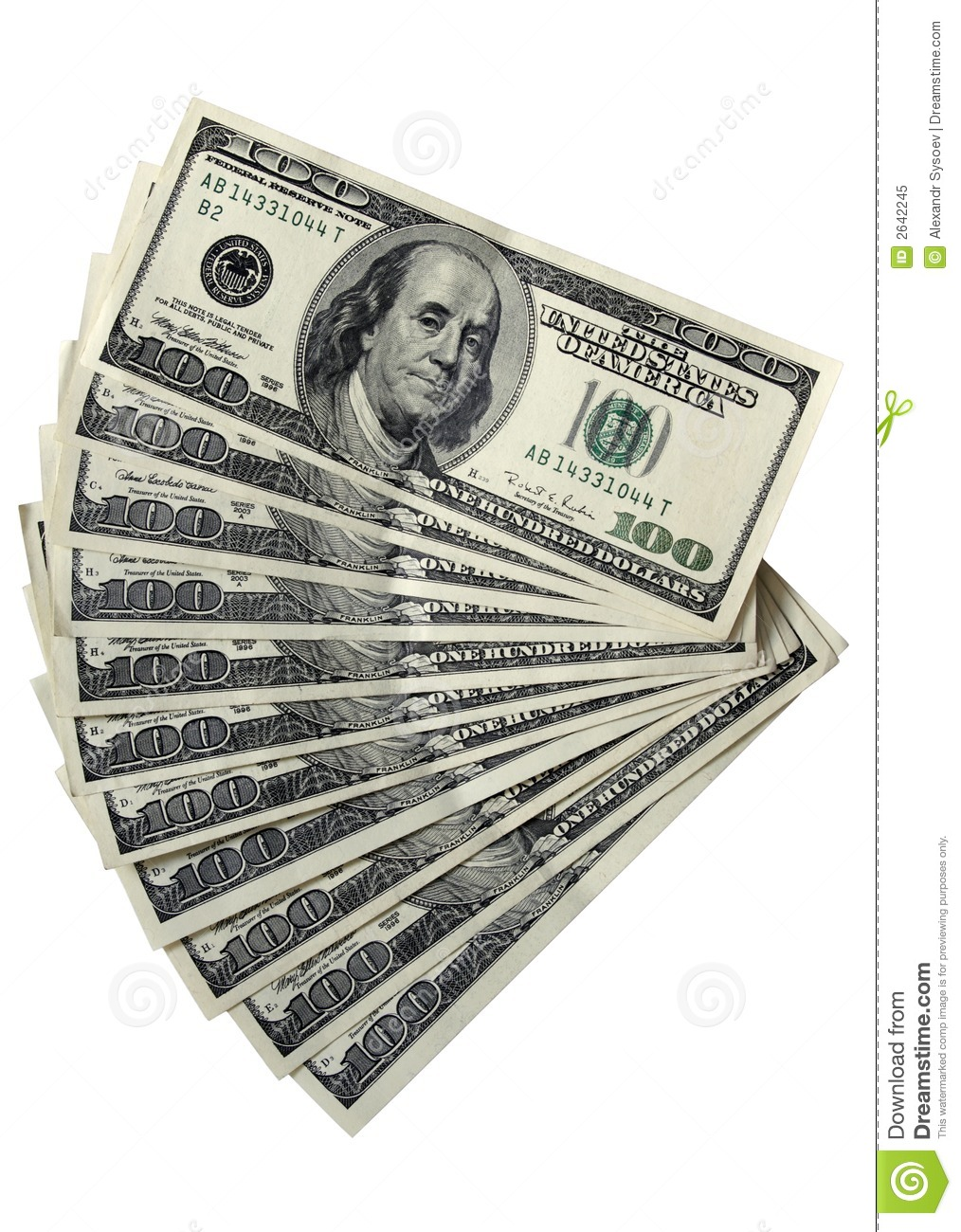 100 dollar bill clipart - ClipartFest clip stock