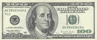 100 bill clipart.  clipartfest dollar