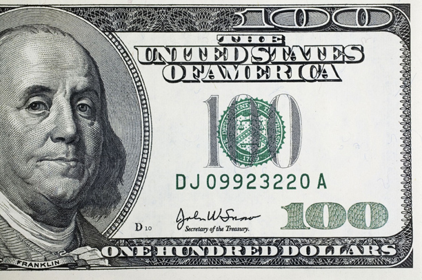 $100 Bill Clipart - Clipart Kid freeuse stock