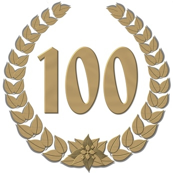 100 birthday clipart png stock 100th Birthday Clipart - Clipart Kid png stock