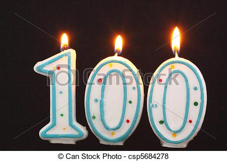100 birthday clipart svg download Pictures of Birthday candle 100 - Birthday candle 100 csp5684278 ... svg download