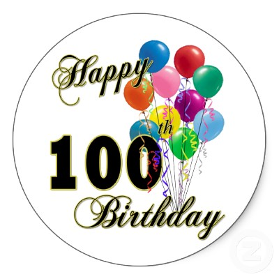 100 birthday clipart image black and white download 100 Birthday Clipart - Clipart Kid image black and white download