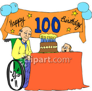 100 birthday clipart vector transparent download 100th Birthday Cake Royalty Free Clipart Picture #iqgwqj - Clipart Kid vector transparent download