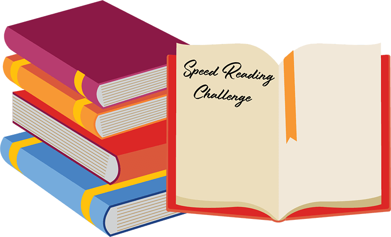 100 book challenge clipart picture freeuse library COURSES | Howard Berg's - Speed Reading Course picture freeuse library