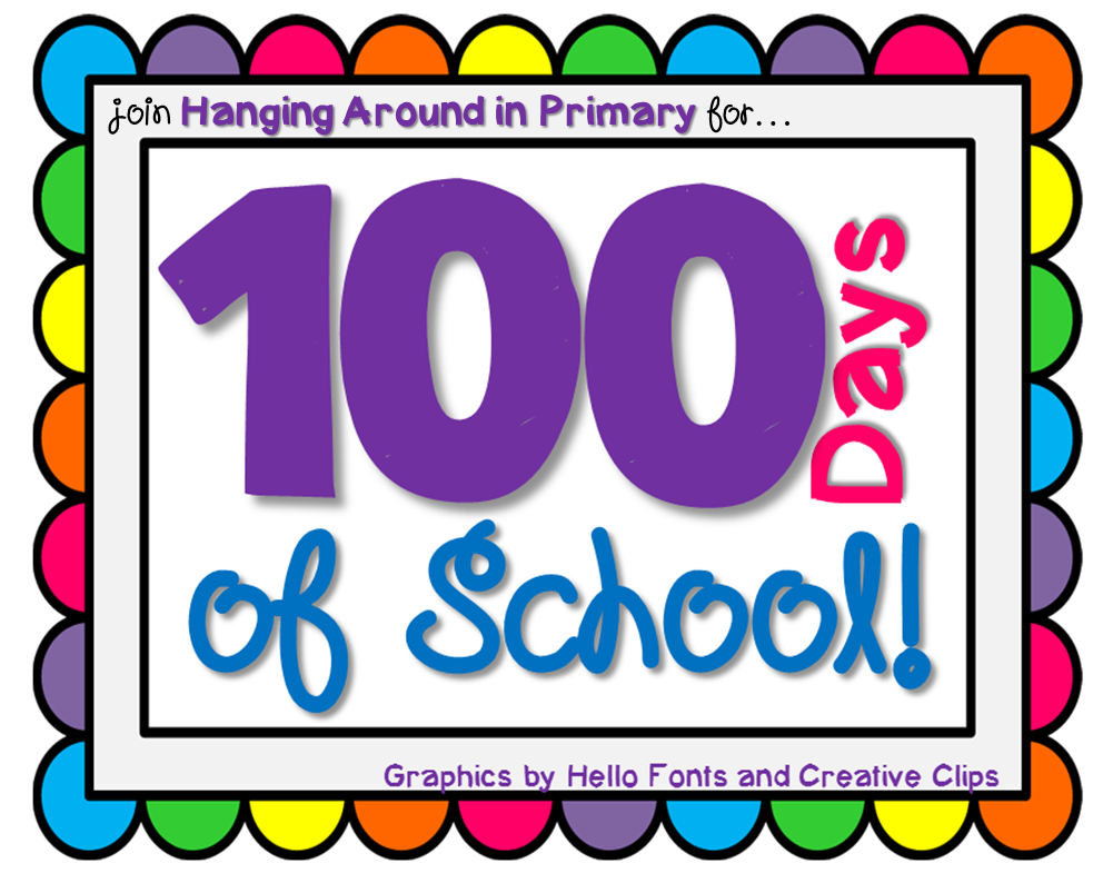 100 day clip art png download 100s Day Clipart - Clipart Kid png download