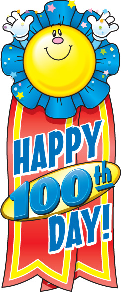 100 day clip art picture library download 100 days clipart - ClipartFest picture library download