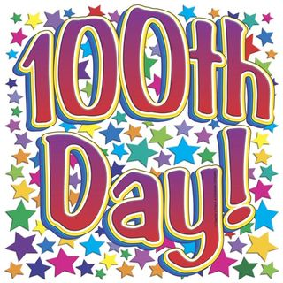 100 day clip art image 100th Day Of School Clipart - Clipart Kid image