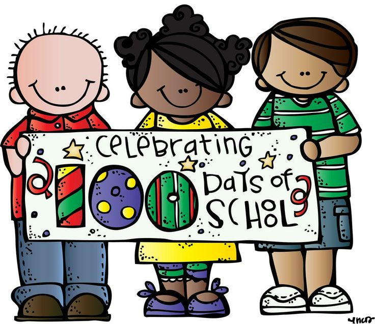 100 day clip art jpg freeuse download 100 Days Of School Clipart - Clipart Kid jpg freeuse download