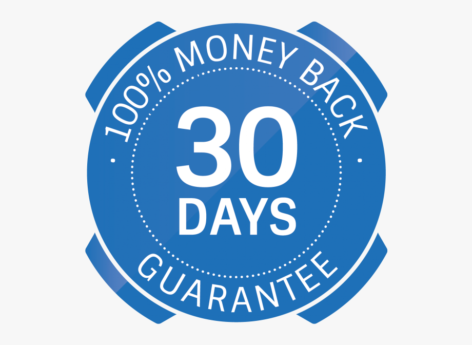 Money Back Guarantee Icon Png - 30 Days Money Back Guarantee Icon ... stock