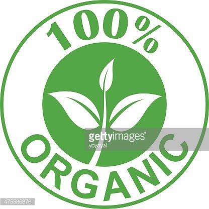 100 organic clipart