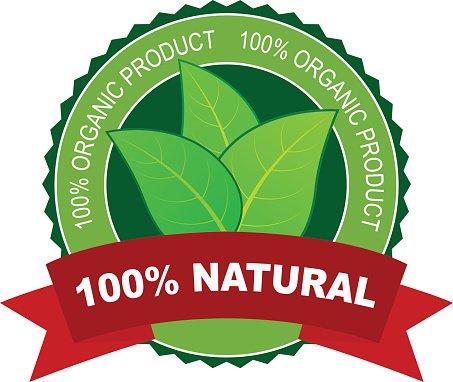 100 organic clipart svg free download 100% Organic Natural Product Label premium clipart - ClipartLogo.com svg free download