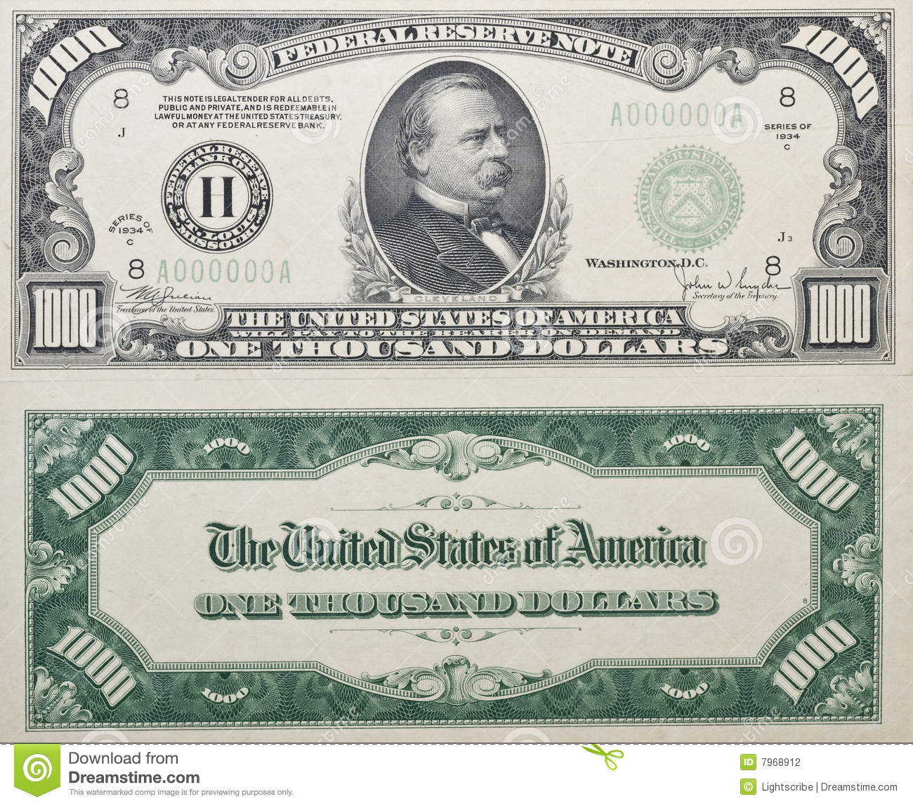 1000 bill clipart image freeuse library 1000 dollar bill clipart 6 » Clipart Station image freeuse library