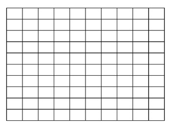 100s chart clipart picture freeuse library Blank Hundreds Chart (SCROLLING!) picture freeuse library
