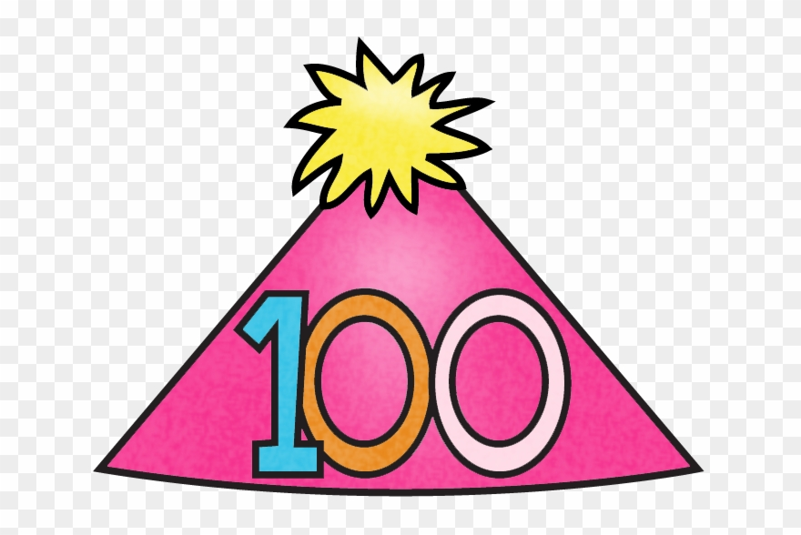 Clipart 100th day png download Have You Celebrated The 100th Day Of School Yet Our Clipart ... png download