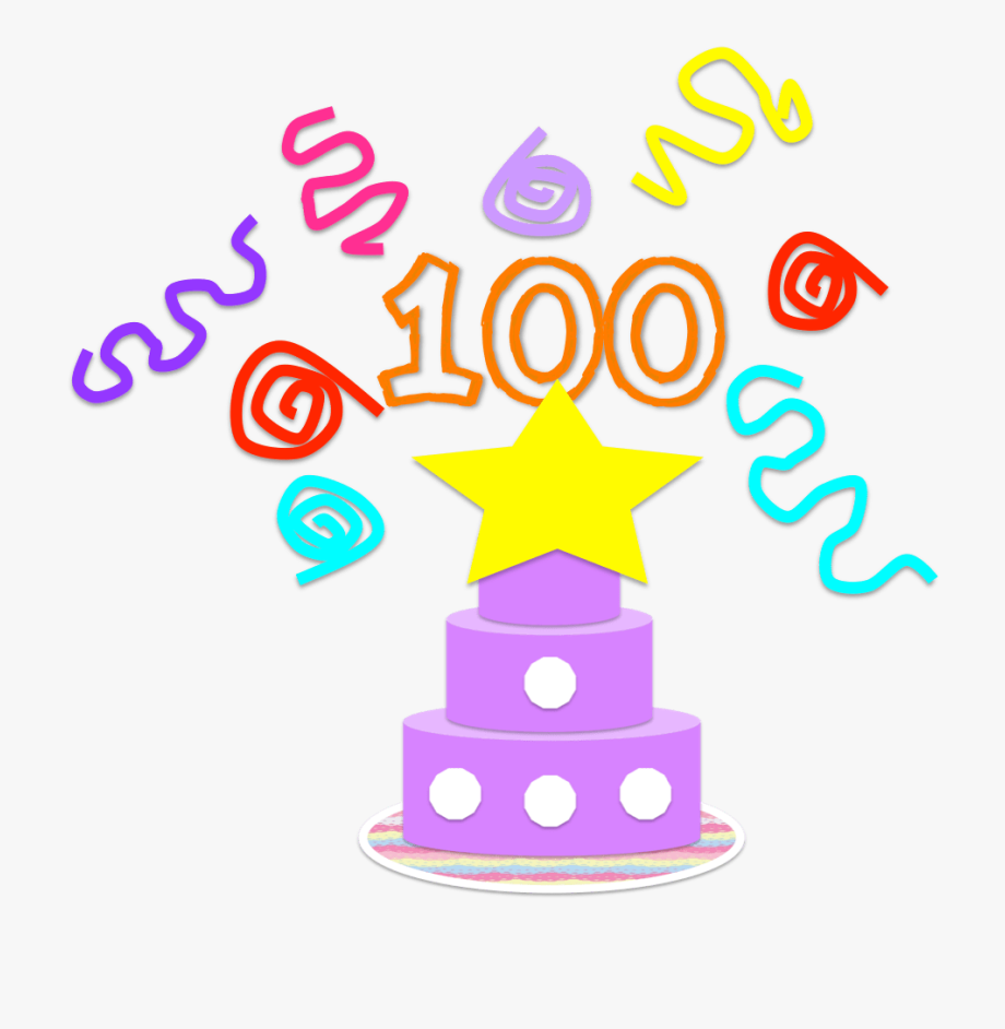 Clipart 100th day png freeuse library 100th Day Of School Clipart Free - Clip Art, Cliparts & Cartoons ... png freeuse library
