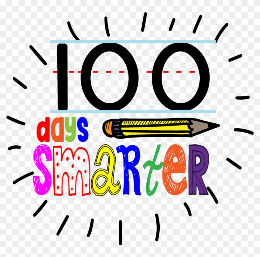 Clipart 100th day jpg stock Fun 100th Day Of School Sign - 100 Days Of School Clipart Png ... jpg stock