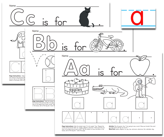 Letter a apple dot page clipart image library library Starfall Download Center image library library