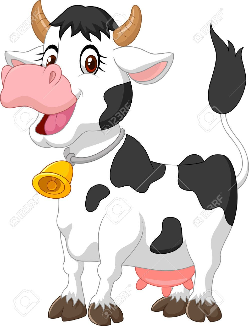 101 dalmatian cows clipart vector freeuse download Pin by JaDonn Shawver on grandkidos | Cartoon cow, Cow drawing ... vector freeuse download