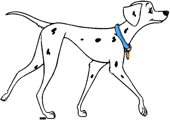 101 dalmatians perdita clipart graphic free download Pongo and Perdita Clip Art | Disney Clip Art Galore graphic free download