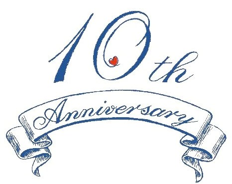 Tenth clipart image freeuse Free 10th Anniversary Cliparts, Download Free Clip Art, Free Clip ... image freeuse