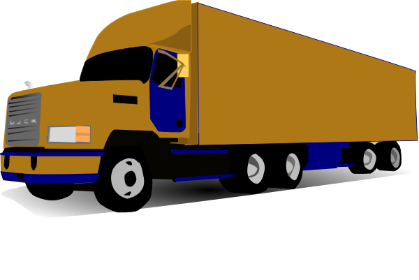 10-wheeler truck sideview clipart jpg library Free 18 Wheeler Cliparts, Download Free Clip Art, Free Clip Art on ... jpg library