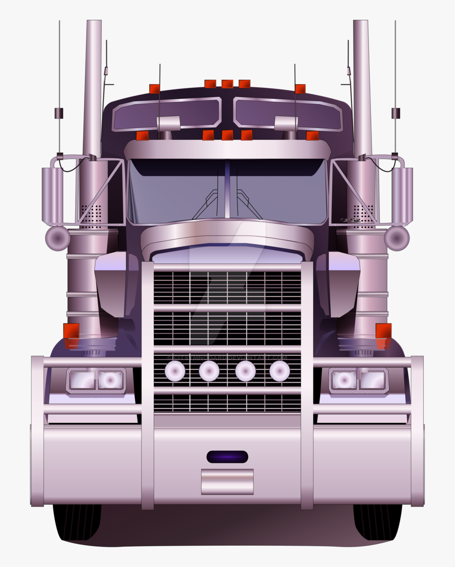 10-wheeler truck sideview clipart jpg library stock By Citsymnogard - 18 Wheeler Truck Png Front #596072 - Free Cliparts ... jpg library stock