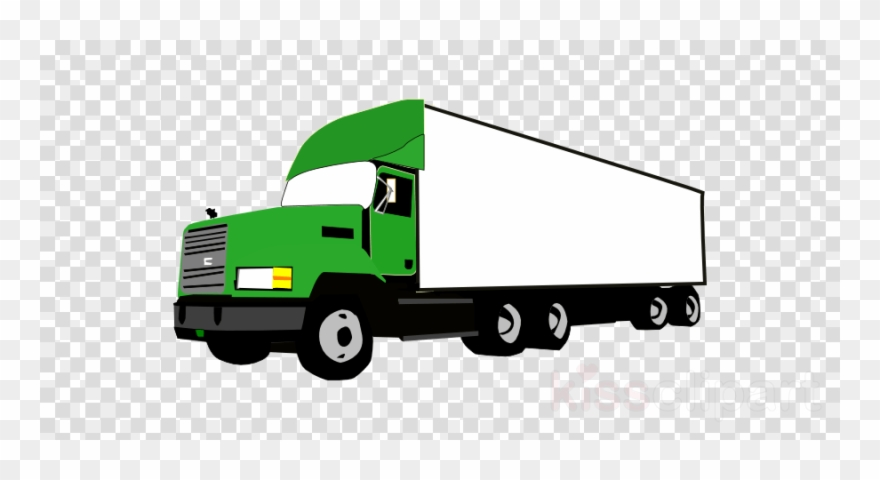 18 wheeler images clipart