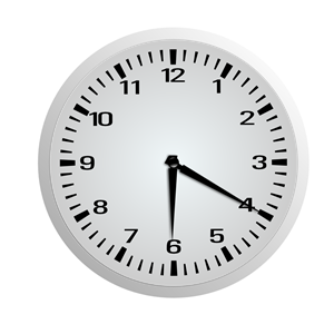 12 20 clock clipart banner royalty free library 6:20 - Twenty Minutes After Six clipart, cliparts of 6:20 - Twenty ... banner royalty free library